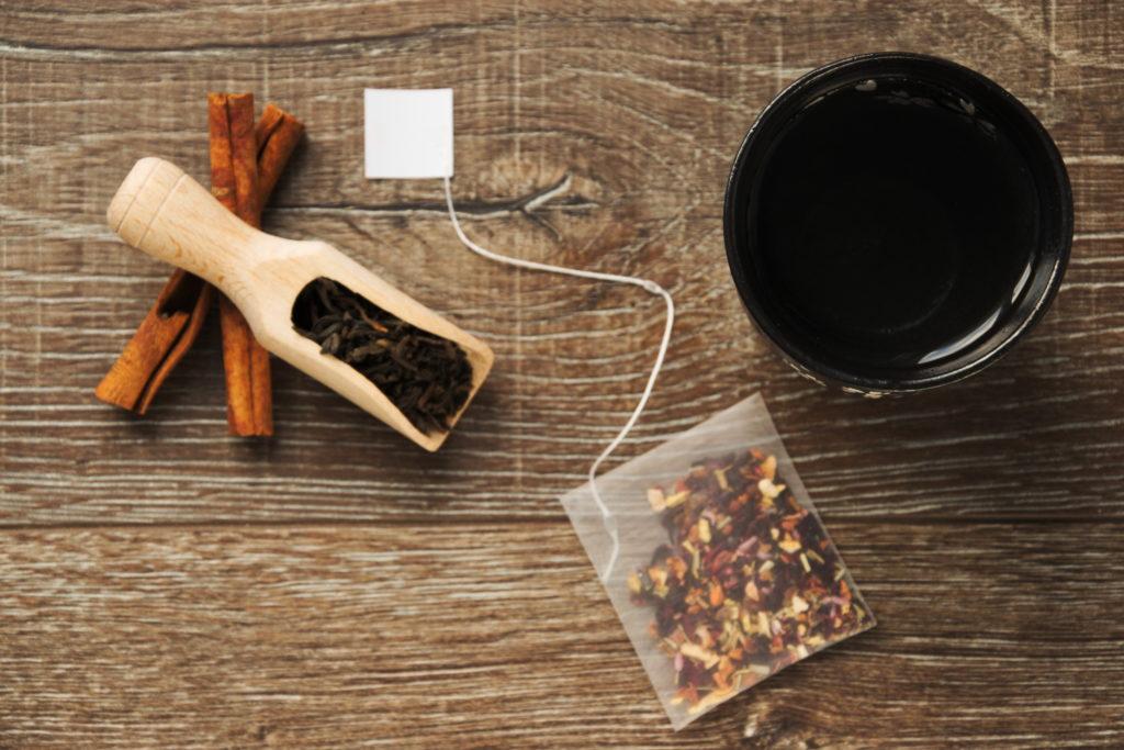 Tee ist ein hervorragender Dünger für Sukkulenten und Kakteen.